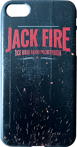 jack fire - Printing on covers